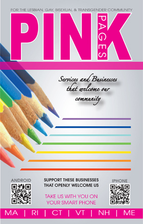 LGBT Pink Pages Directory New England